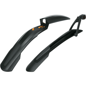 "SKS Shockblade & X-Blade Dark Mudguard Set 26/27,5"", black"